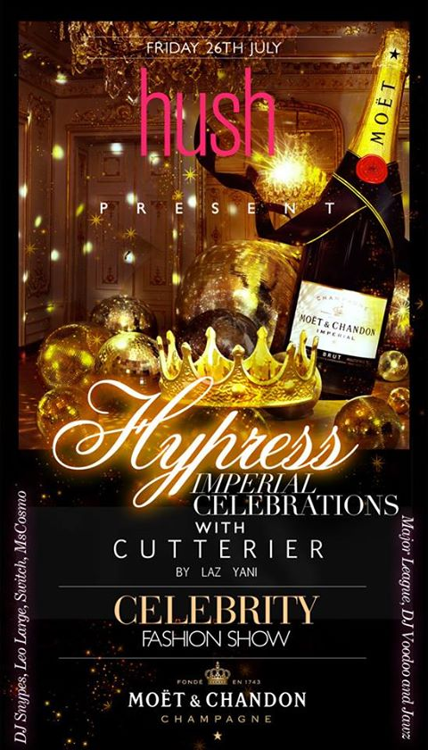 IMPERIAL CELEBRATIONS...... THIS FRIDAY