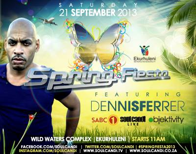 SPRING FIESTA ALMOST UPON US