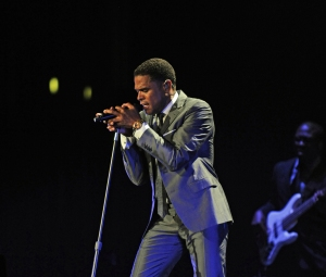 Maxwell Concert